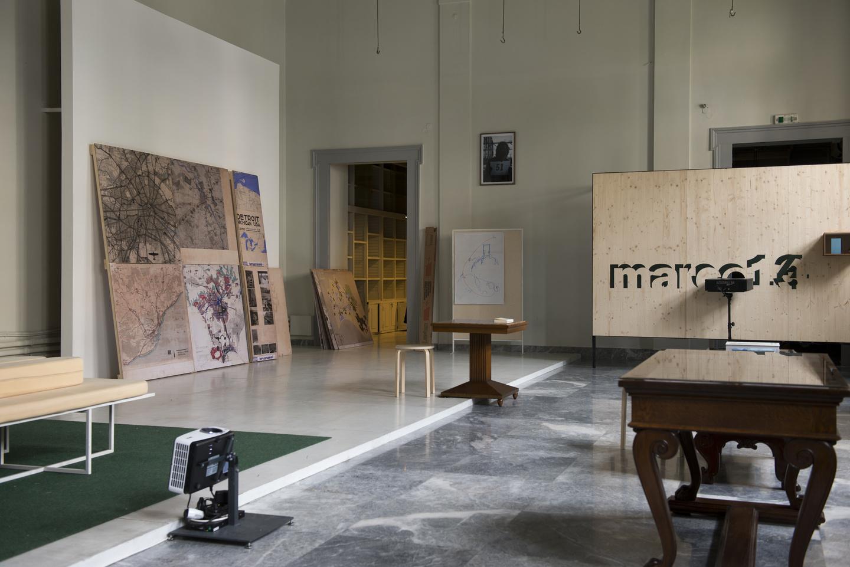 Rainer Oldendorf - documenta 14