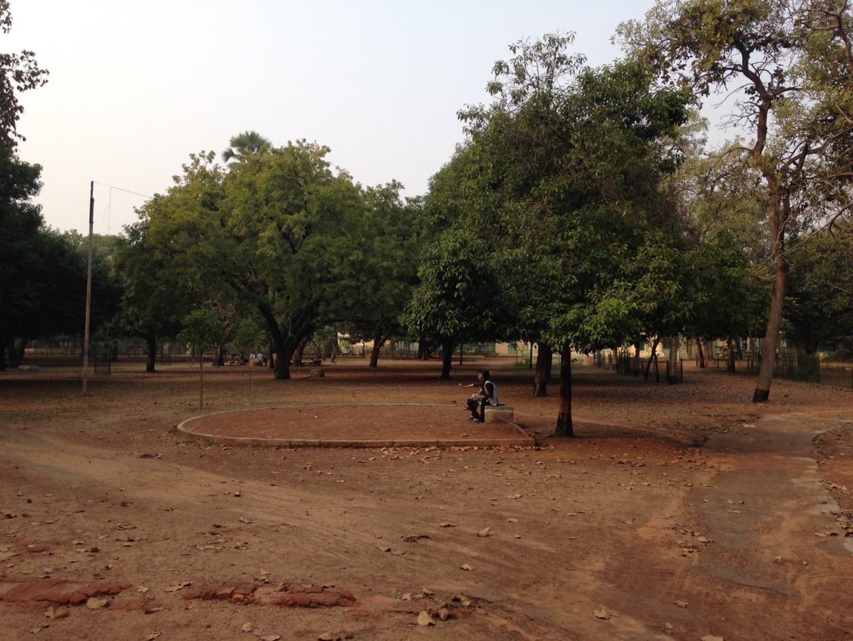 Under the Mango Tree—Sites of Learning - documenta 14